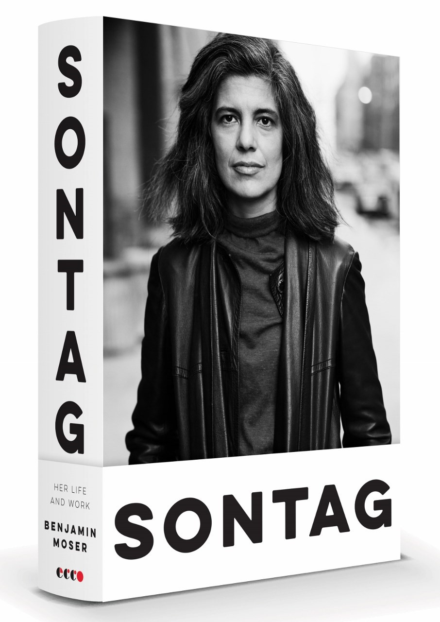 Sontag: Her Life & Work (book cover)