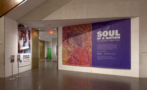 Soul of a Nation | installation | opening banner
