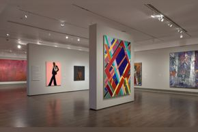 Soul of a Nation | installation view (abstraction)