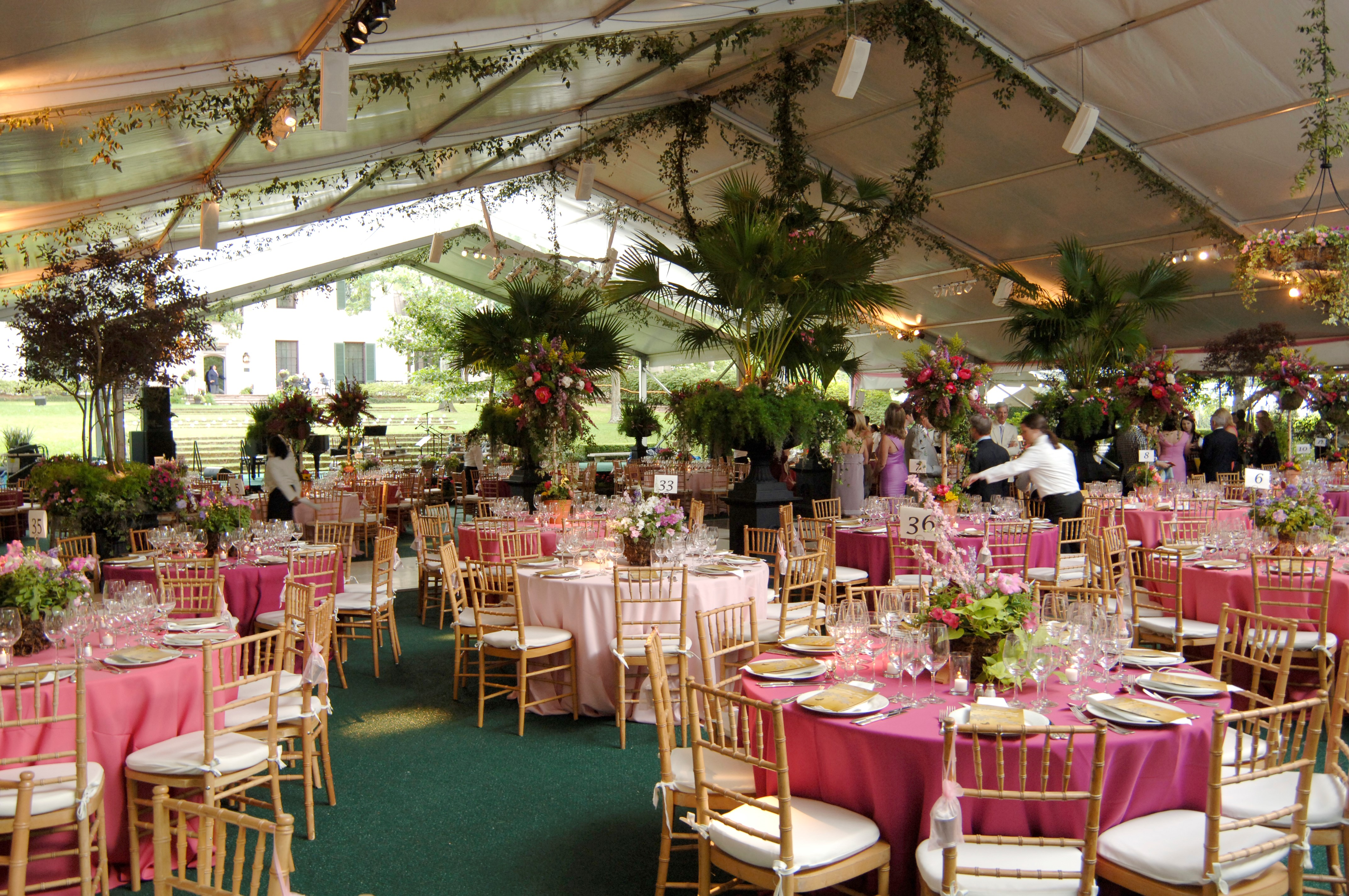 Facility Rentals At Bayou Bend The Museum Of Fine Arts Houston