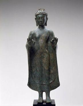 Standing Buddha Thai