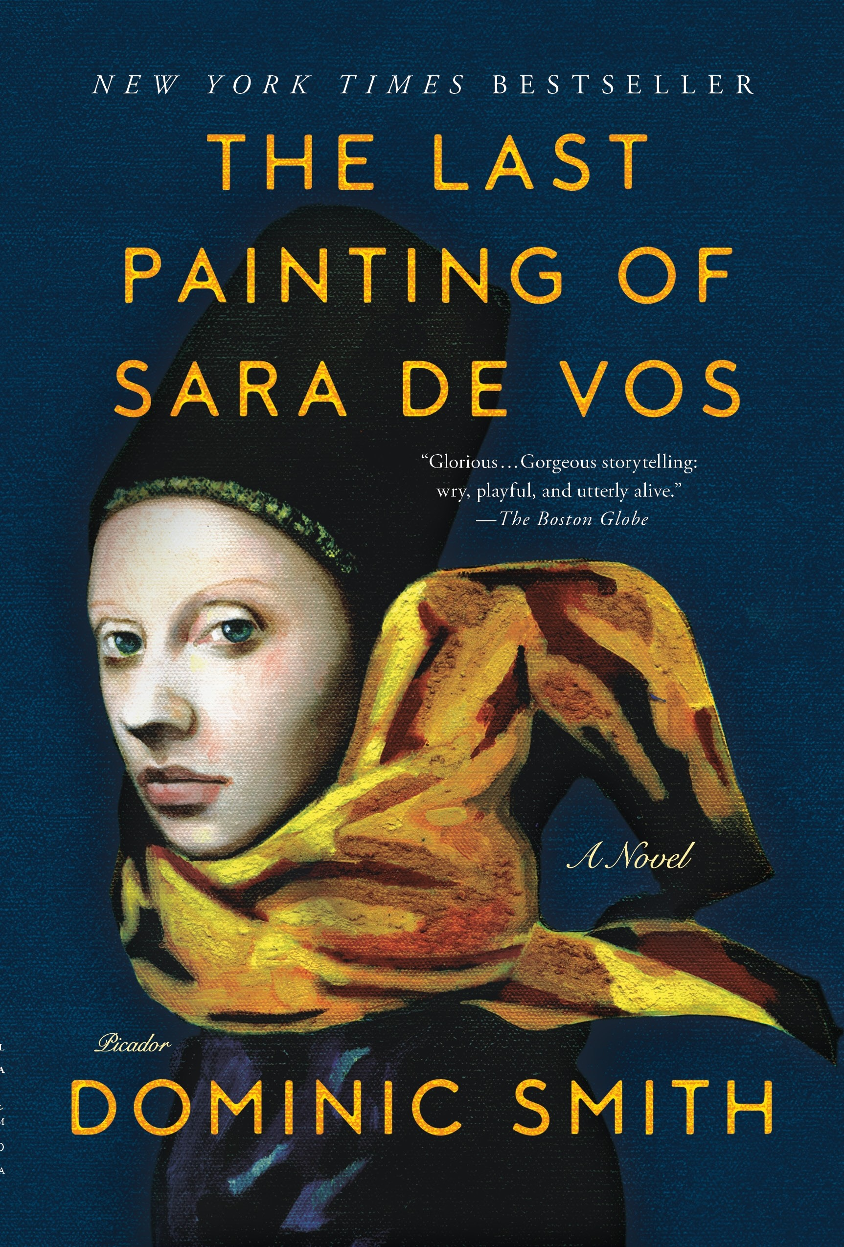 summer 2017 book club tour pick - last painting of sara de vos