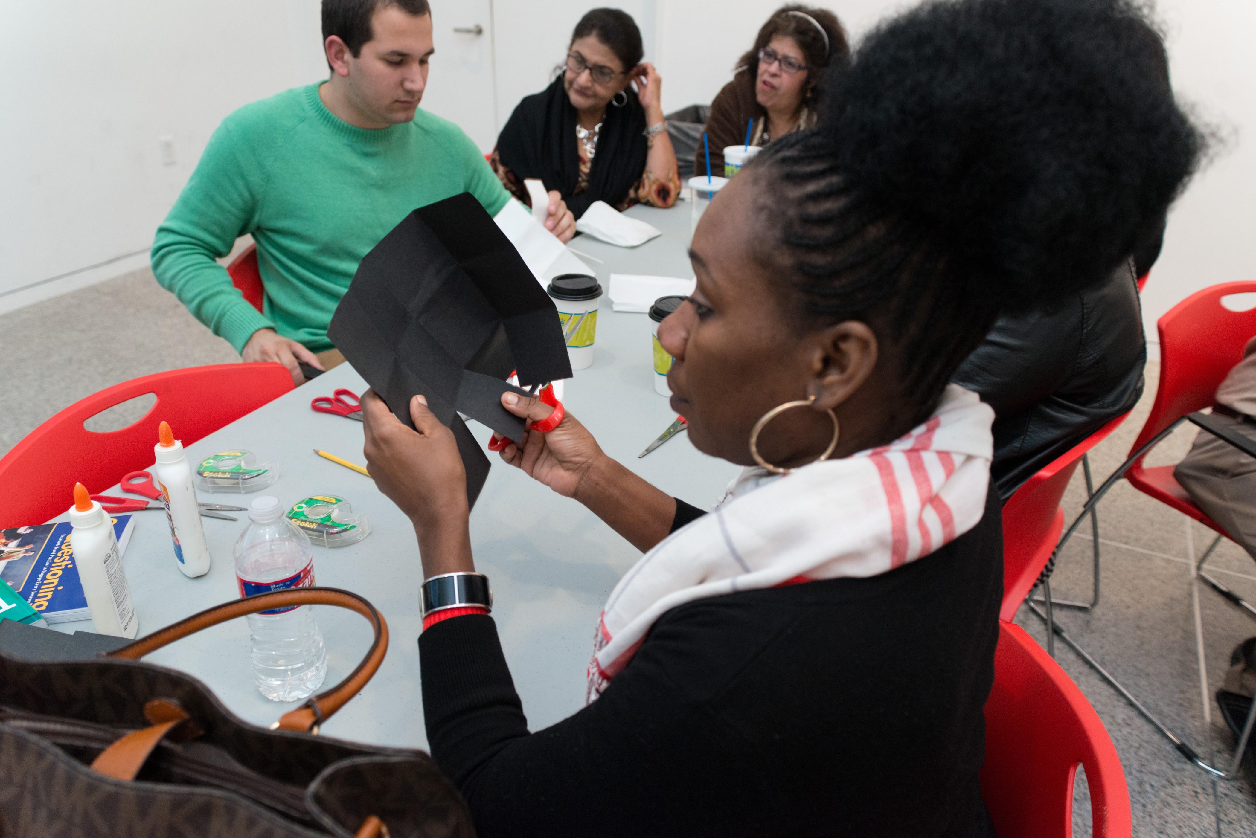teacher / educator studio workshop