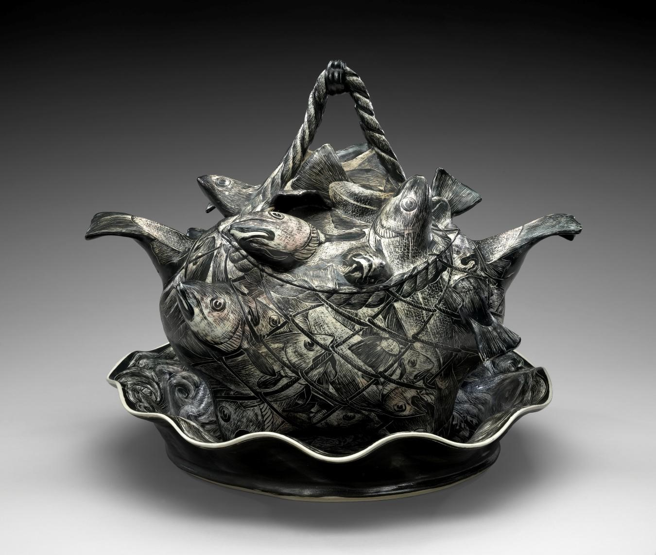 David Regan, Fish Tureen