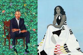 The Obama Portraits Tour
