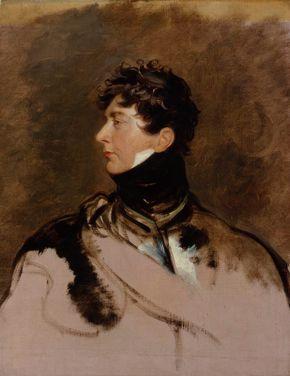 Thomas Lawrence - King George IV