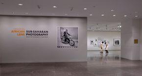 Through an African Lens | installation photo