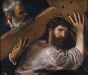 Titian- Christ Carrying the Cross