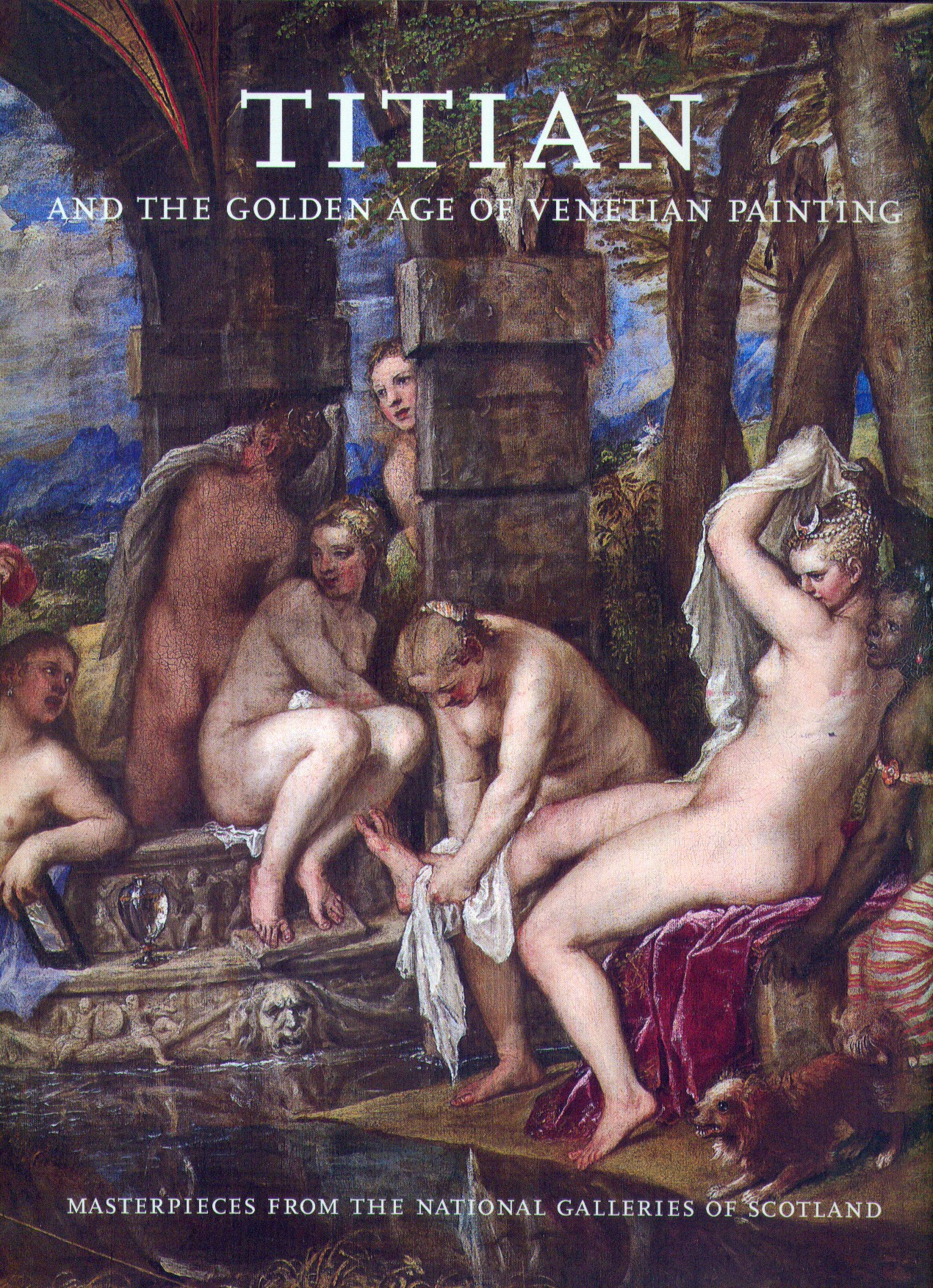 Titian book cover