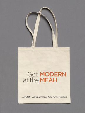"""Tote bag featuring """"Homage to the Square"""" by Josef Albers"""