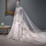 Amal Clooney's Wedding Dress Makes its Debut at Oscar de la Renta Exhibition—Katie Robinson, Town & Country, October 10, 2017