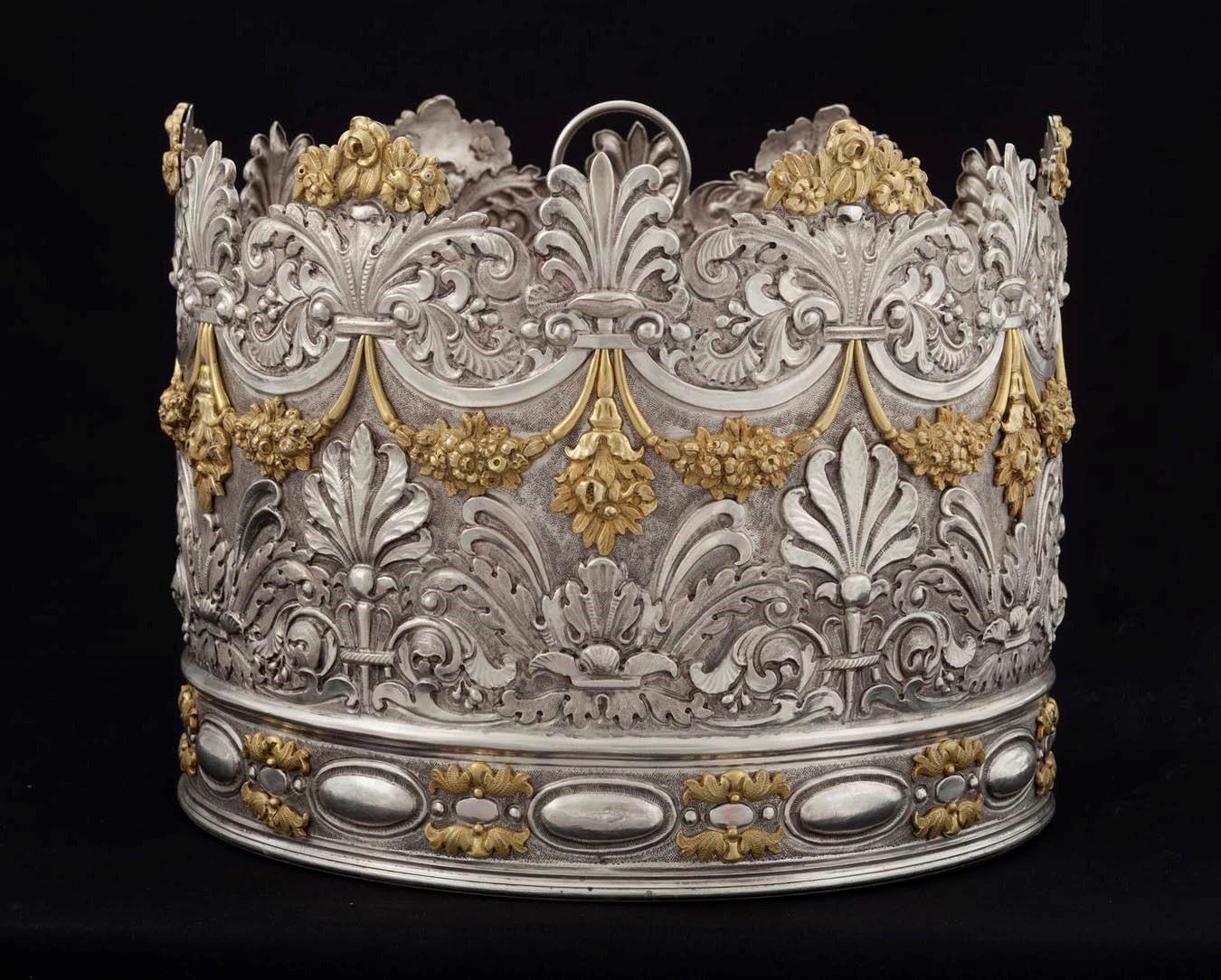 Unknown- Torah Crown
