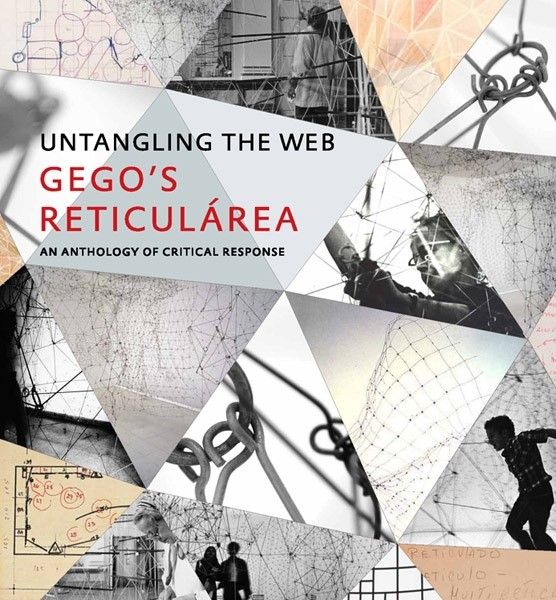 Untangling the Web: Gego's Reticulárea book cover