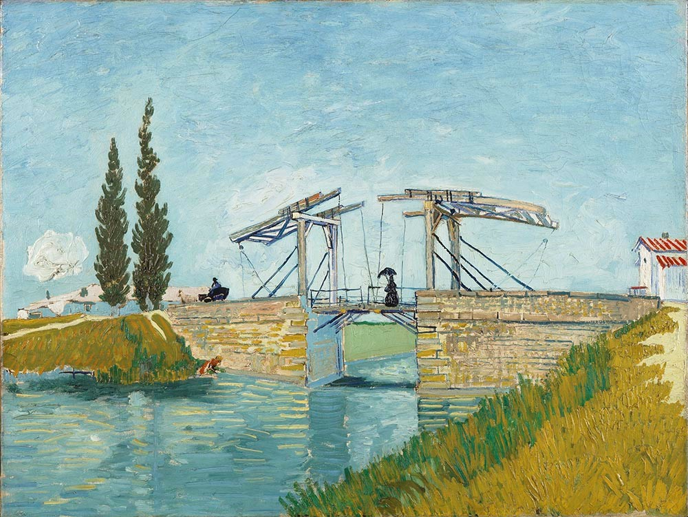 van Gogh - Langlois Bridge