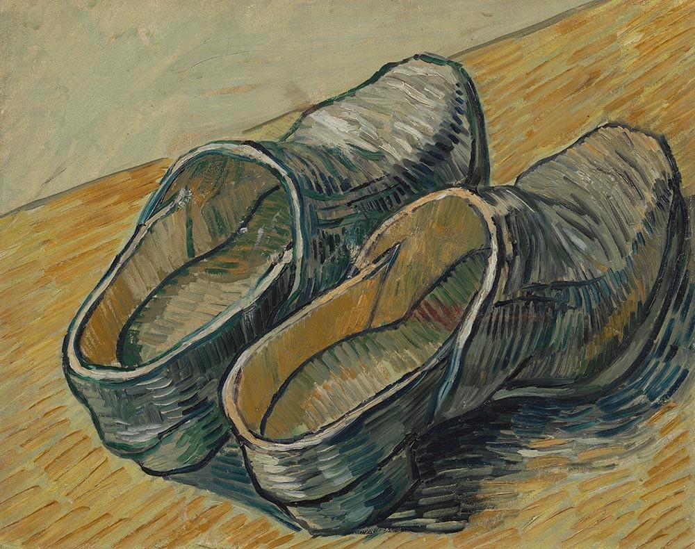 van Gogh - Leather Clogs (Van Gogh Museum)