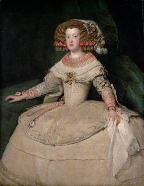 Velázquez - Infanta Maria Theresa