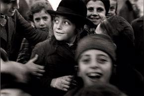 Vishniac - Jewish Schoolchildren