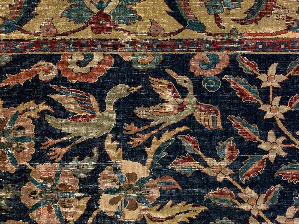 Wagner Garden Carpet (detail)