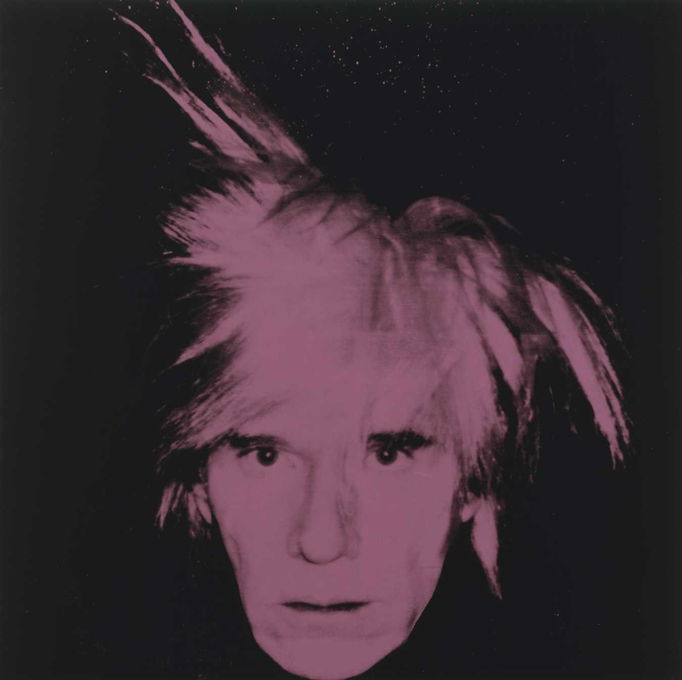 Warhol Self-Portrait