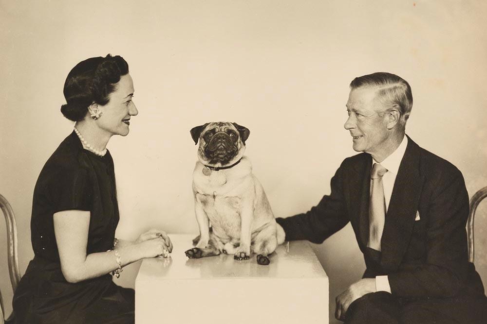 Dorothy Wilding, Wallis, Duchess of Windsor; Prince Edward, Duke of Windsor