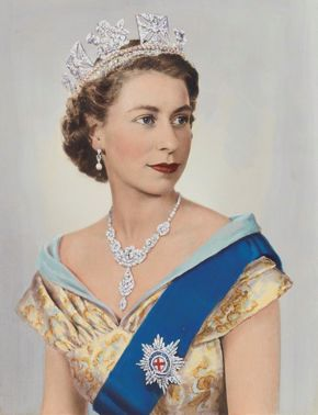 Wilding/Johnson - Queen Elizabeth II