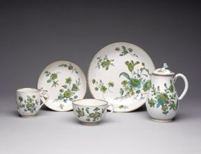 Worcester- Tea and Coffee Set