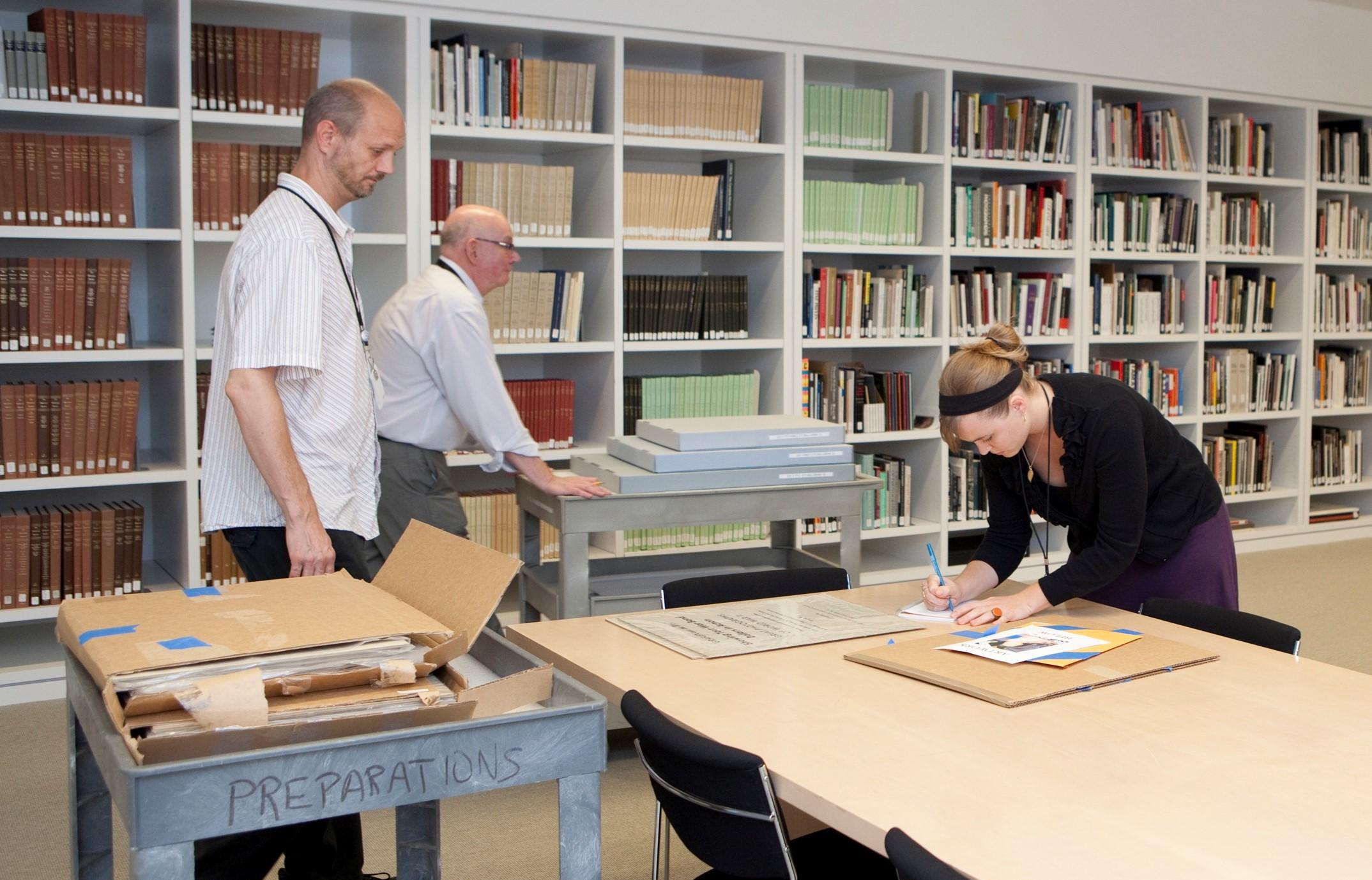 Works on Paper Study Center (blog post)