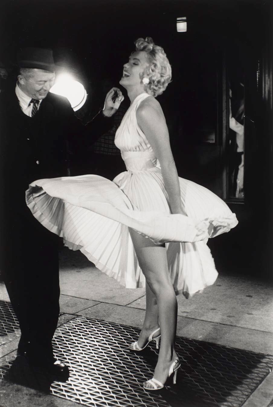 Zimbel Marilyn Monroe And Billy Wilder